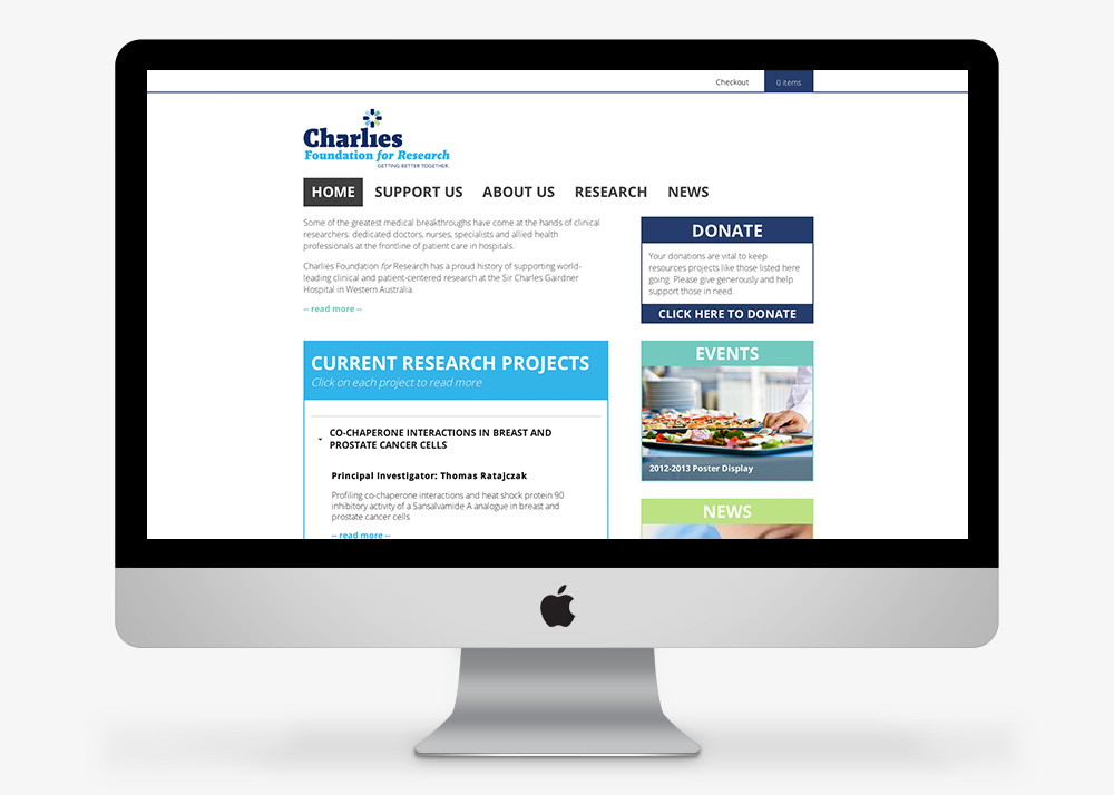 Charlies Foundation for Research